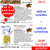 Aktionsset 3: 5000 ml turtleMix + 5000 ml turtleSticks