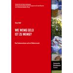Elena Wolf Wie wenig Geld ist zu wenig? Das Existenzminimum und ein Selbstversuch