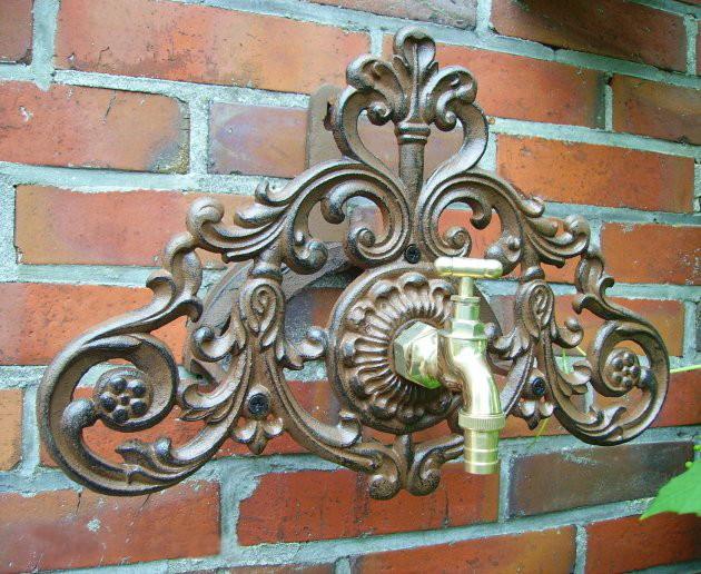 Gallery Of Mit Wasserhahn Gusseisen Antik Garten Neu With Wasserhahn Fr  Garten