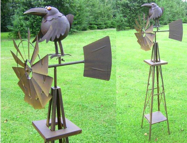 Ebay for Deco jardin oiseau metal