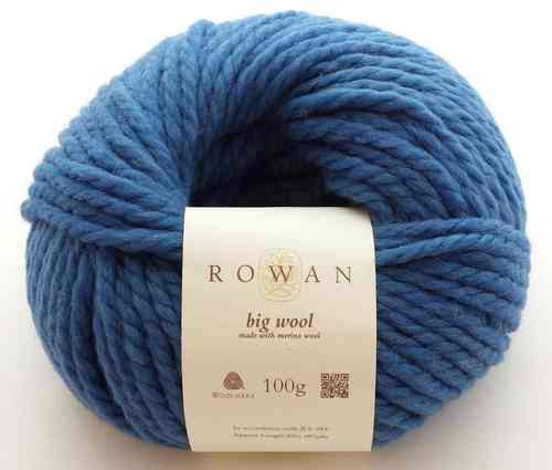 Rowan Big Wool Fb. 52 - Steel Blue