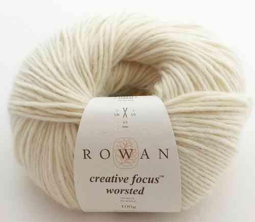 Creative Focus Worsted Fb. 100 - Natural