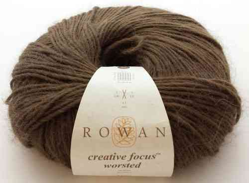 Creative Focus Worsted Fb. 3249 - Chocolate