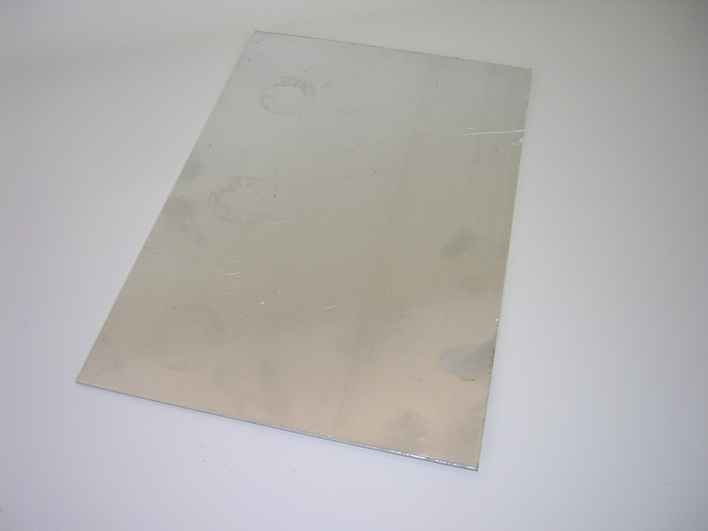 aluminiumblech 99 5 hh 2 x 500 x 1000 mm ventilatoren und zubeh r. Black Bedroom Furniture Sets. Home Design Ideas