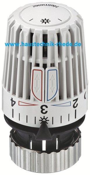heimeier thermostatkopf k weiss 6000 haustechnik rhede. Black Bedroom Furniture Sets. Home Design Ideas