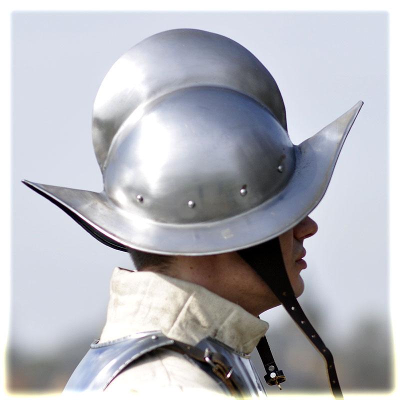 LARP Helmet - Alberto Morion Helmet - TheVikingStore.co.uk