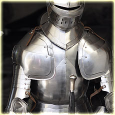 Full Suit Of Armour - B