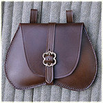 leather bag brown type 5