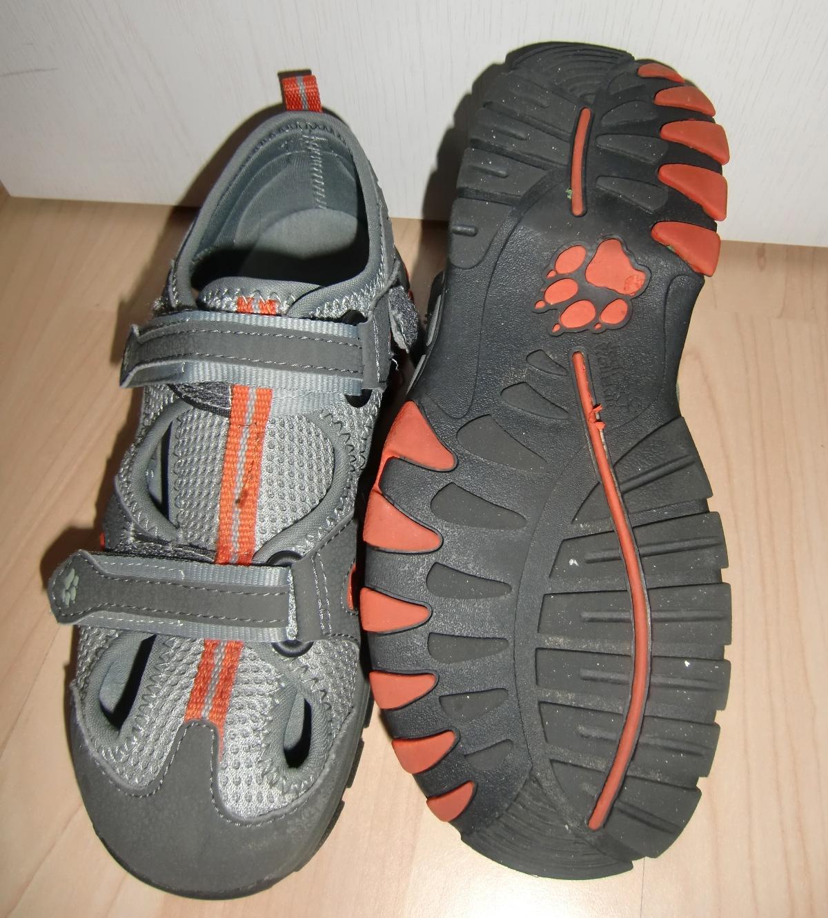 jack wolfskin kids sunny side trekking schuhe sandalen. Black Bedroom Furniture Sets. Home Design Ideas