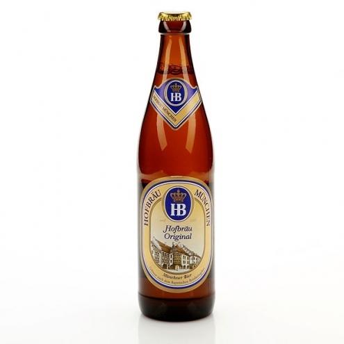 Hofbräu München Original (20 x 0,50 Liter MW Glas) - RiWa Getränke ...