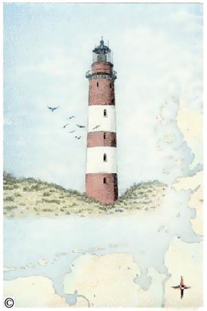 L Leuchtturm Amrum C
