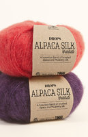 Brushed Alpaka Silk