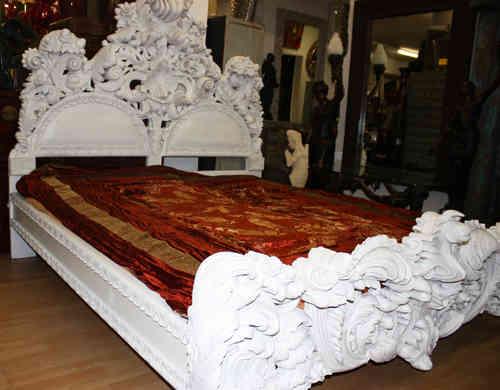 betten schwarzer elefant. Black Bedroom Furniture Sets. Home Design Ideas