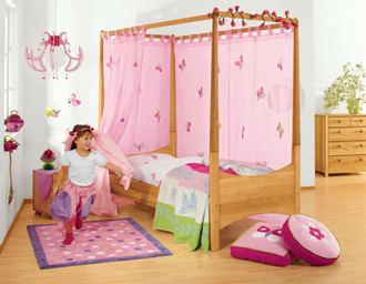 himmelbettaufsatz f r bett rapunzel offline. Black Bedroom Furniture Sets. Home Design Ideas