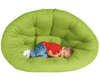 kuschelnest und g stematratze offline. Black Bedroom Furniture Sets. Home Design Ideas