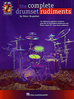 Magadini, Peter: The Complete Drumset Rudiments (Buch + CD)
