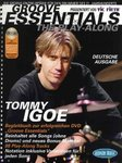Igoe, Tommy: Groove Essentials, The Play-along Deutsche Ausgabe (Buch + CD)