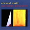 CD Askill, Michael: Australian Percussion