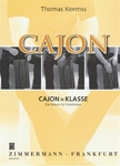 Keemss, Thomas: Cajon = Klasse (Book + CD)