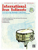 Wanamaker, J./Carson, R.: International Drum Rudiments (Buch + CD)
