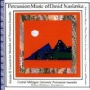CD Maslanka, David: Percussion Music - Tonbeispiel