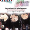 CD African Drums, Continent of 1000 Drums (3-CD-Box)