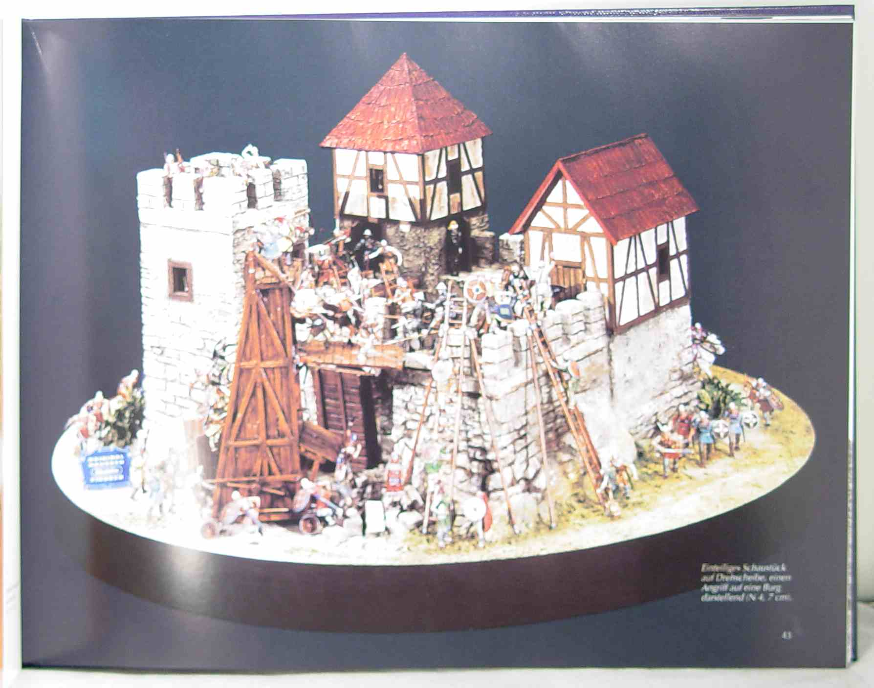 Book Elastolin Dioramas - germantoys.de