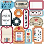 "Teresa Collins Celebrate: Tags (Die-Cuts) 12""x12"""