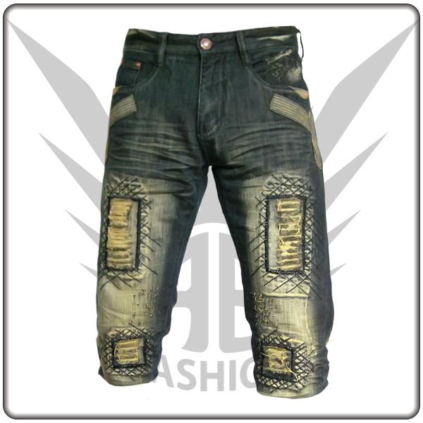kurze clubwear jeans short hose used dirty look sayang textiles. Black Bedroom Furniture Sets. Home Design Ideas