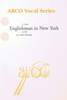Englishman in New York SATB