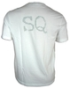 Playera C/R BISET blanco/white