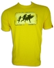 Playera C/R COMETO amarillo/yellow
