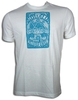 Playera C/R NEVER blanco/white