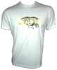 Playera C/R Slim Fit AQUILAXX blanco/white
