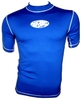 Rashguard Lisa HILANDAR rey/blanco-royal/white