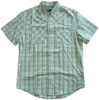 Camisa Slim Fit SARDY Version 2 green/blue