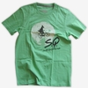 Playera C/R EXTRAT tea green