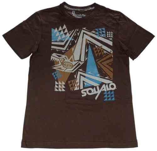 Playera C/R RIVER cafe