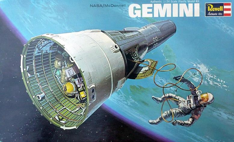 gemini 4 spacecraft documents - photo #8