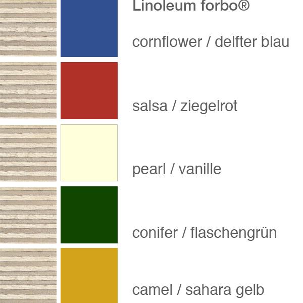 linoduo tisch container linoleum. Black Bedroom Furniture Sets. Home Design Ideas