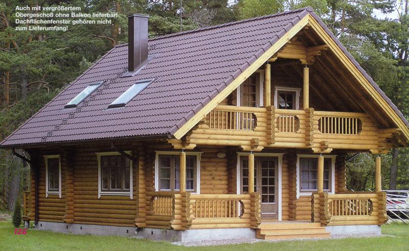 ferienhaus 175 mm ovalbohlenst rke. Black Bedroom Furniture Sets. Home Design Ideas