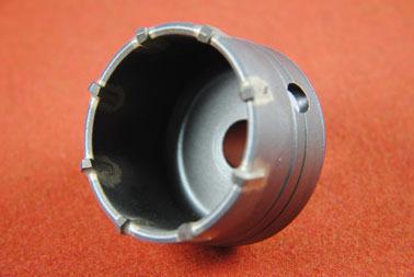 Innovativ Hammer-Bohrkrone 60 mm - Steinmetzwerkzeuge Paulus EK97