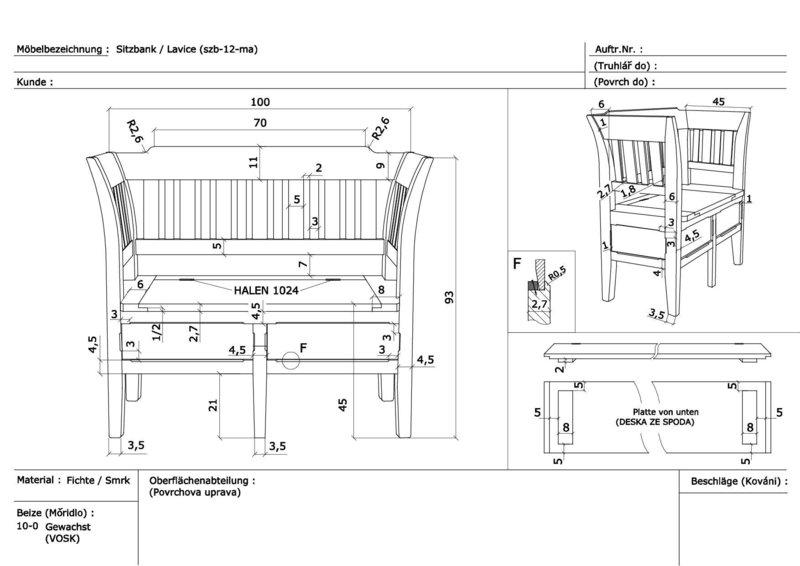 PDF- Zeichnung