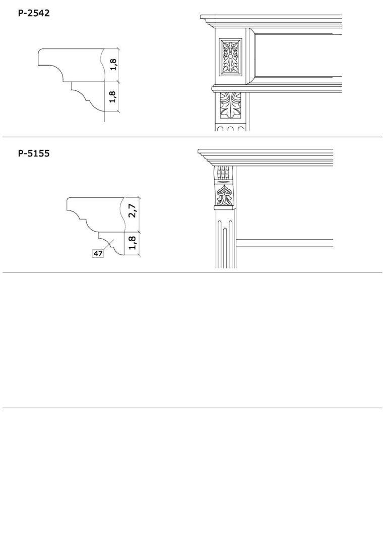 Plattenprofil -3-