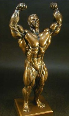 Bodybuilding Figur NA38 Victory 48cm