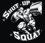 Shirt Shut up Squat USA