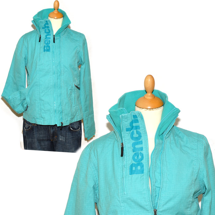 Bench Damen Jacke SARAH 2XZIP JACKET