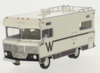 Winnebago Brava 1973 lightbeige/brown 1:43