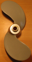 TOMOS Propeller 3,5 / 4 / 4,5PS neue Version (212748)