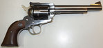 Revolver, Ruger New Model Blackhawk, .357mag.